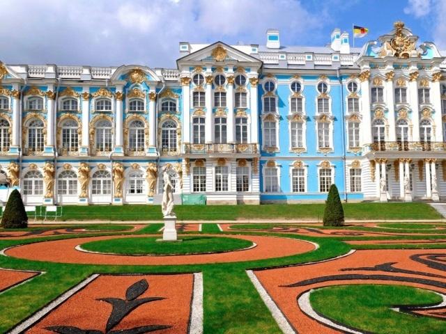 Saint Petersburg - diem du lich hang dau chau Au hinh anh 6