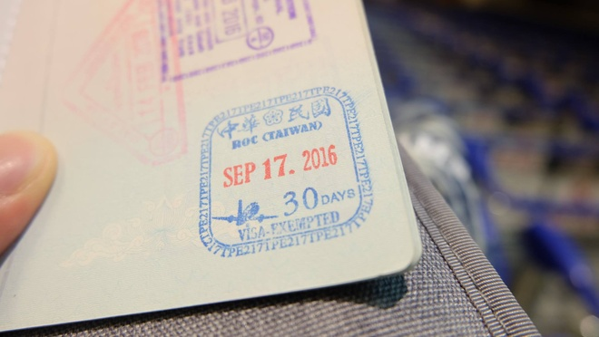 Kinh nghiem xin visa Dai Loan trong 2 phut hinh anh 1