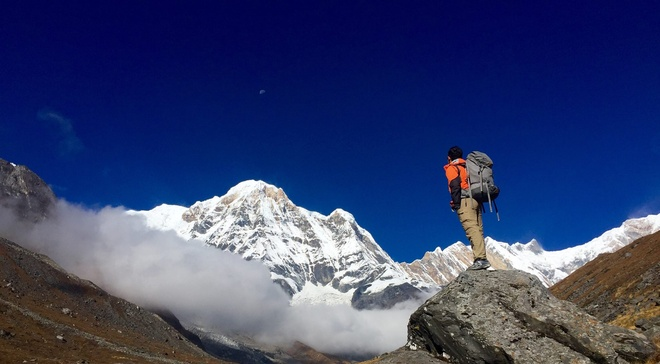 Annapurna Base Camp - cung duong leo nui dep nhat the gioi hinh anh