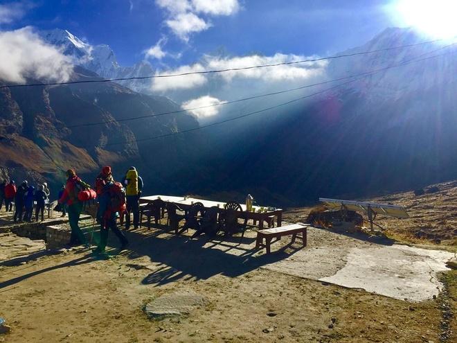 Annapurna Base Camp - cung duong leo nui dep nhat the gioi hinh anh 4