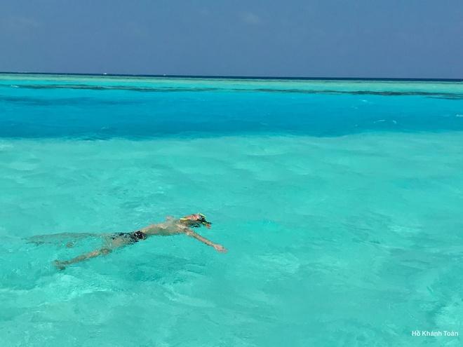 Bi kip de co chuyen du lich sieu re o Maldives cua khach Viet hinh anh 1