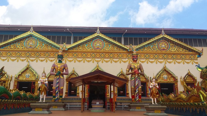 10 dieu hut khach den pho co Penang hinh anh 4