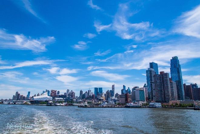 Ngam New York trong chuyen du ngoan tren song Hudson hinh anh 1