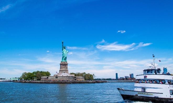 Ngam New York trong chuyen du ngoan tren song Hudson hinh anh