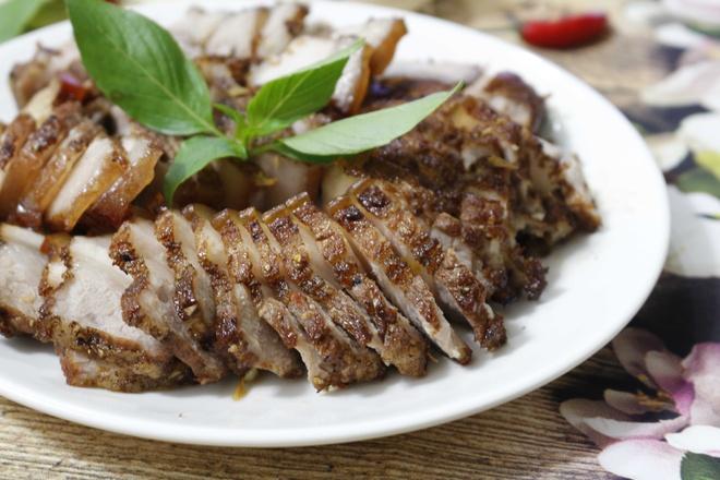 thịt ba chỉ nướng, thịt nướng, thịt ba chỉ nướng sa tế, Thịt heo, món nướng, món nhậu, sa tế, món ngon, thịt chiên