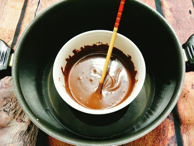 Keo chocolate hinh trai tim cho ngay Valentine hinh anh 2