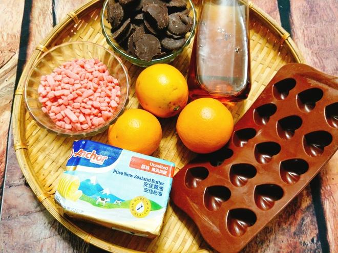 Keo chocolate hinh trai tim cho ngay Valentine hinh anh 1