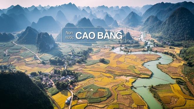 Ve dep hung vi cua Non Nuoc Cao Bang - Cong vien dia chat Toan cau hinh anh 1