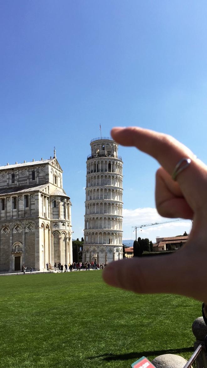 Thap nghieng Pisa - su noi tieng tinh co hinh anh 3