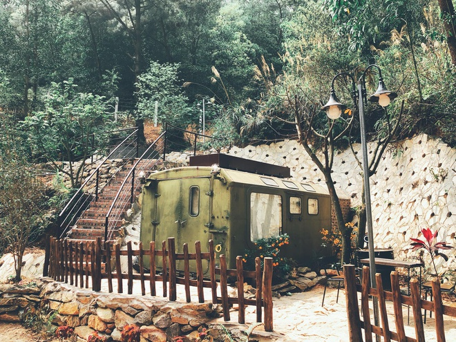 Nhà bên rừng- U Lesa