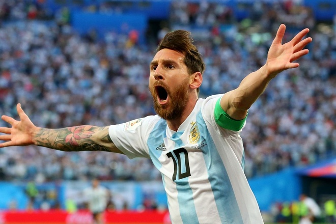 Lionel Messi sinh ra o thanh pho nao cua Argentina? hinh anh 8