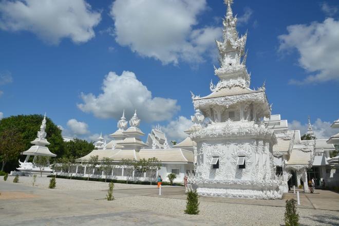 #MyTour: Nhung net dep tho mong cua Chiang Mai hinh anh