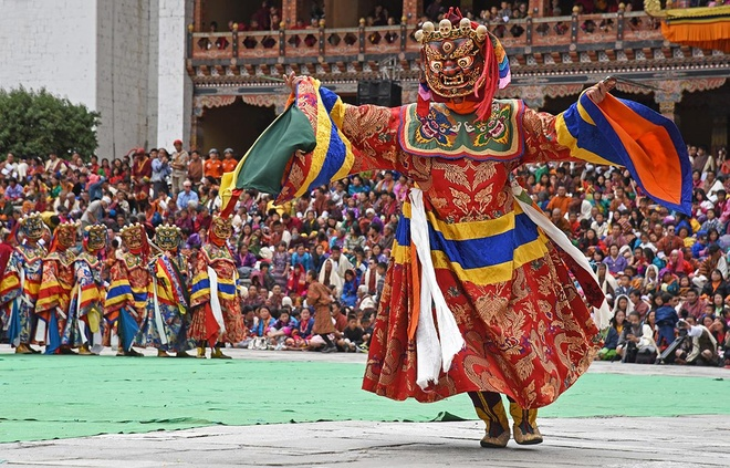 Kinh nghiem du lich Bhutan, quoc gia hanh phuc nhat the gioi hinh anh