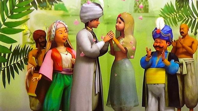 Kham pha Iran - dat nuoc nghin le mot dem lang man va huyen bi hinh anh 3