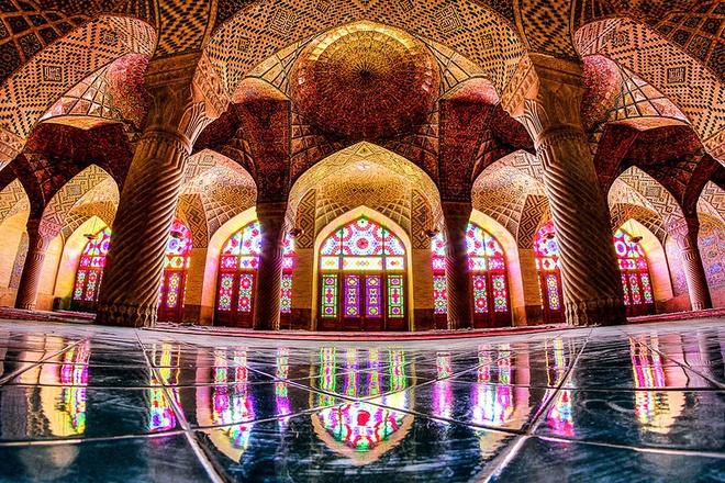 Kham pha Iran - dat nuoc nghin le mot dem lang man va huyen bi hinh anh 4