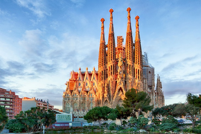 Barcelona, thanh pho xinh dep va quyen ru nhat Tay Ban Nha hinh anh