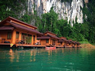 Khach san noi duoc vi nhu 'tien canh' o Thai Lan hinh anh