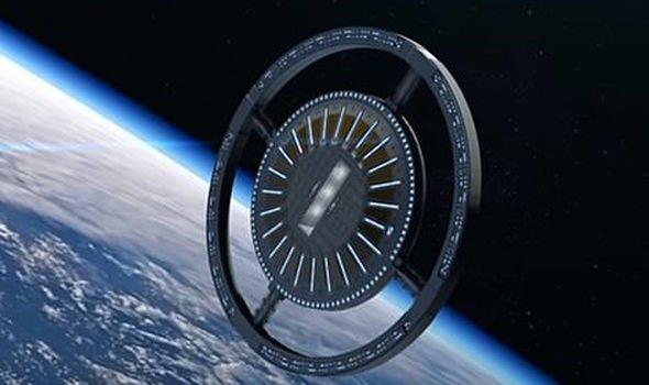 Bên trong khách sạn không gian đầu tiên trên thế giới