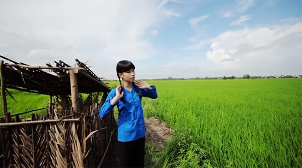 Giong ca nhi bi 'nem da' vi hat hit cua Phuong My Chi hinh anh 2