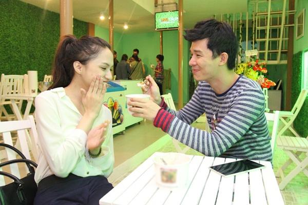 Huong Giang Idol duoc Nathan Lee tan tinh dut kem hinh anh