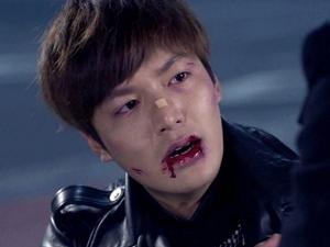 Lee Min Ho bi thuong khi quay The Heirs hinh anh