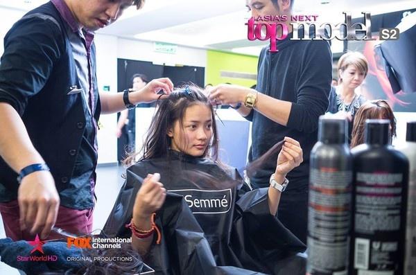 Phan Nhu Thao bi loai som tai Asia's Next Top Model hinh anh 1