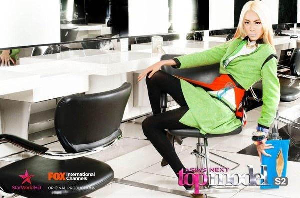 Phan Nhu Thao bi loai som tai Asia's Next Top Model hinh anh 11