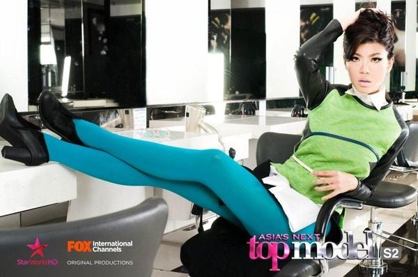 Phan Nhu Thao bi loai som tai Asia's Next Top Model hinh anh 15