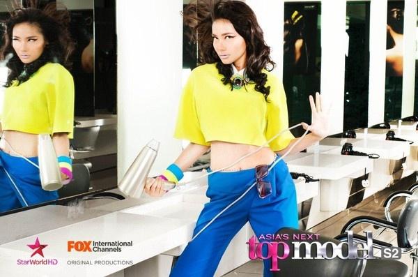 Phan Nhu Thao bi loai som tai Asia's Next Top Model hinh anh 2