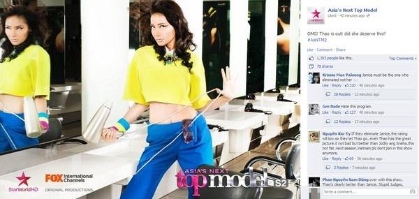 Phan Nhu Thao bi loai som tai Asia's Next Top Model hinh anh 4