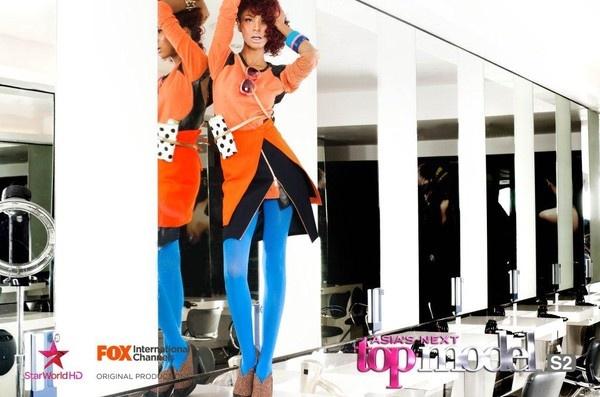 Phan Nhu Thao bi loai som tai Asia's Next Top Model hinh anh 5