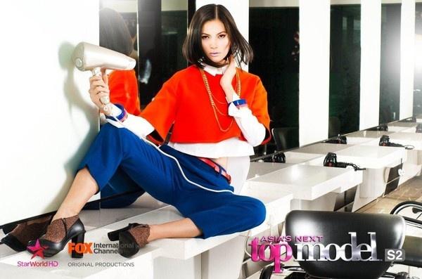 Phan Nhu Thao bi loai som tai Asia's Next Top Model hinh anh 6