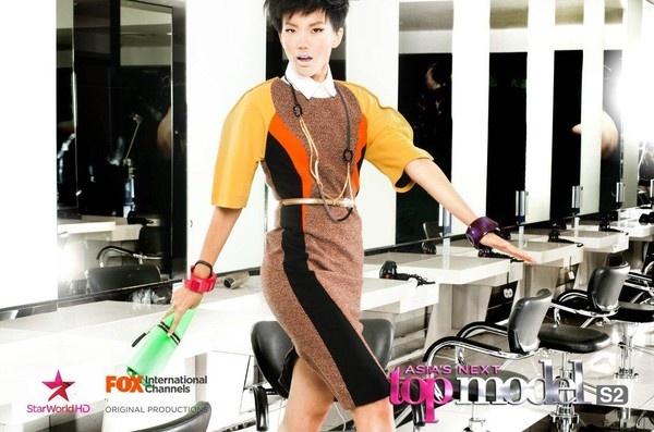 Phan Nhu Thao bi loai som tai Asia's Next Top Model hinh anh 8