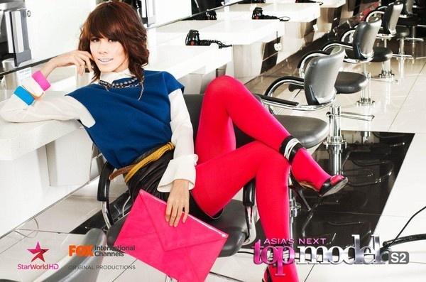 Phan Nhu Thao bi loai som tai Asia's Next Top Model hinh anh 9