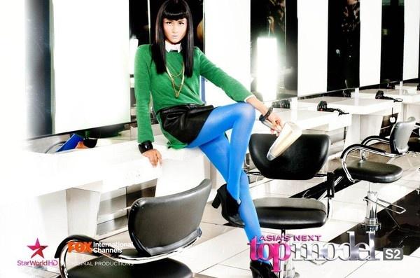 Phan Nhu Thao bi loai som tai Asia's Next Top Model hinh anh 13