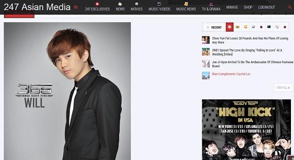 Sao Viet cover nhac Kpop: Nguoi duoc khen, ke phai hung da hinh anh 1 Will 365 được báo Hàn ca ngợi khi cover hit của 2NE1 quá đỉnh.