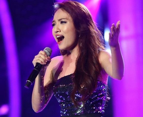 2 yeu to giup Nhat Thuy co the thanh quan quan Vietnam Idol hinh anh