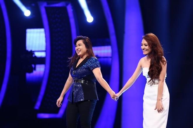 Nhat Thuy tro thanh quan quan Vietnam Idol hinh anh 6