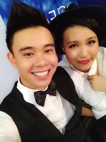 Nhat Thuy tro thanh quan quan Vietnam Idol hinh anh 21