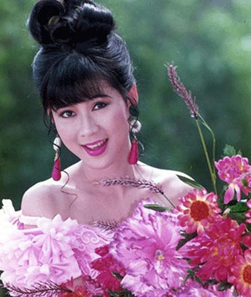 Ly Hung va nhung moi tinh chua bao gio ke hinh anh 2 Diễm Hương của những cuối 80 và đầu thập niên 90.