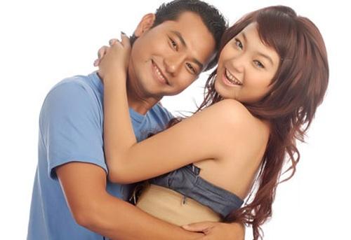 Huỳnh Đông và bé Heo từng là cặp đôi được yêu thích trong phim Gọi giấc mơ về.