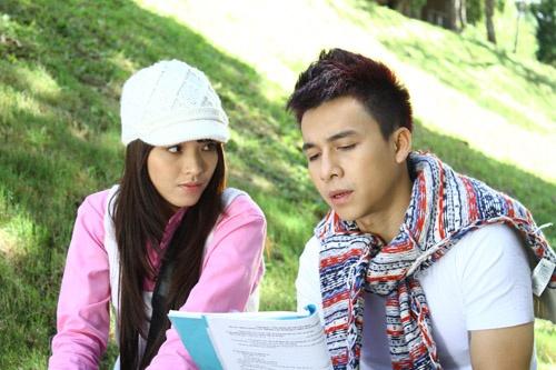 Hải Băng và Tiến Dũng là một cặp đôi đẹp của Vpop và rất được khán giả mến mộ.