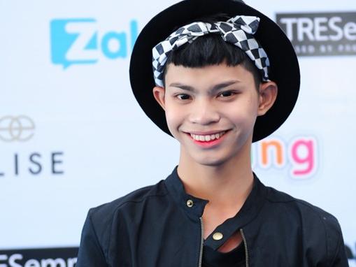 Nhung thi sinh dac biet cua Fashionista Vietnam hinh anh