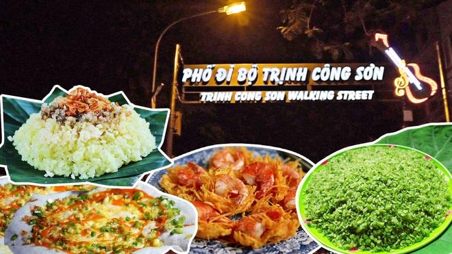 #Zreview: Mot toi trai nghiem pho di bo Trinh Cong Son o Ha Noi hinh anh