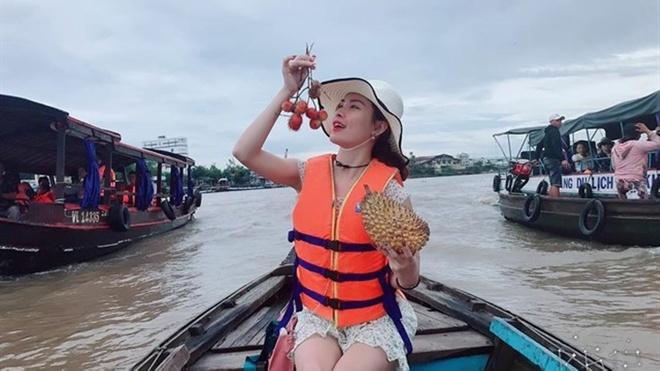 Kham pha cho noi Cai Rang, dac san cua mien song nuoc hinh anh