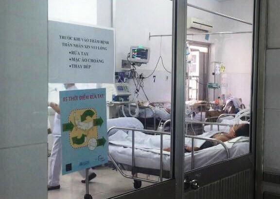 O dich cum A/H1N1 o Benh vien Cho Ray duoc khong che hinh anh 2
