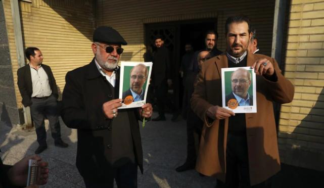 Nguoi di bau cu thap ky luc, Iran noi do ke thu hu doa ve virus corona hinh anh 3 Screenshot_2020_02_23_22.19.26.png