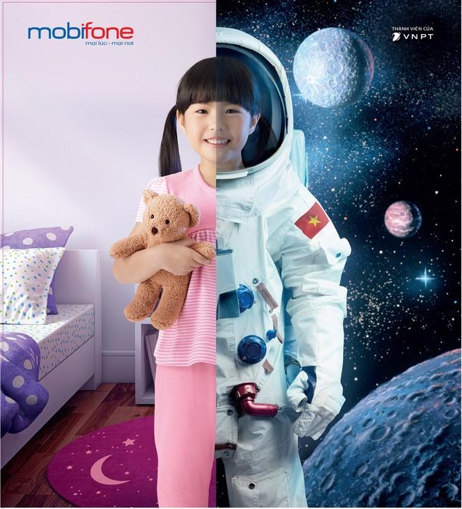 Nhung quang cao lay cam hung tu uoc mo hinh anh 1 Không sử dụng diễn viên nổi tiếng nhưng quảng cáo của MobiFone vẫn rất ấn tượng.