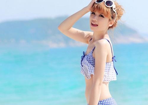 Bi quyet tu tin dien bikini ngay he hinh anh 3 Bộ đồ bơi đẹp sẽ mang đến cho chủ nhân cảm giác thoải mái nhất.