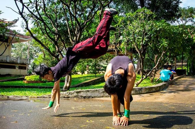5 bi quyet giup ban tre song het minh voi dam me hinh anh 4 Kiên trì tập luyện sẽ giúp các bạn trẻ tránh được những rủi ro không mong muốn để cuộc vui thêm trọn vẹn hơn.